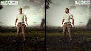 pubg xbox one x graphics pubg xbox one x vs xbox one graphics comparison player s