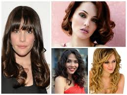 haircuts for long face shape the best bob for your face shape hair