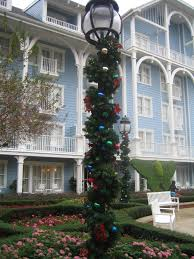 christmas decorations at disney u0027s beach club resort disney every day