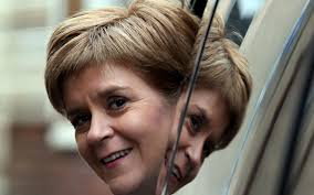 does nicola sturgeon wear a wig we answer the most googled