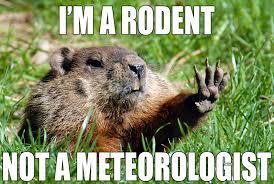 Groundhog Meme - groundhog day science the franklin institute