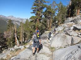 Sierra High Route Map by Characteristics Of An Expert Navigator Part Ii Proficiency In