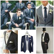 choosing the wedding suits perfect details