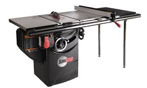 jet cabinet saw review table saw reviews sawstop powermatic jet and steel city