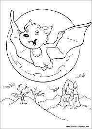 imagenes de halloween tiernas para colorear imagenes de muñecos tiernos guias para colorear imagui