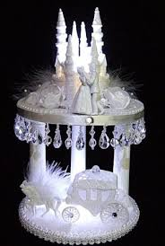 cinderella wedding cake topper castle cake topper recherche possible wedding cakes