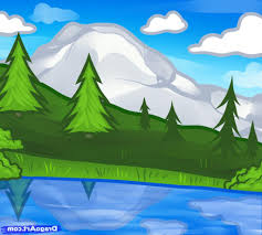 landscape drawing for children how to draw a landscape for kids
