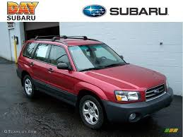 red subaru forester 2016 car picker red subaru forester