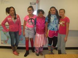 wacky tacky day gms and ghs rtown