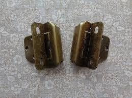 12 pair 24 hinges partial wrap self closing cabinet hinge 3 8