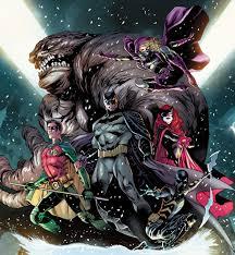 batman of the family batman family team comic vine