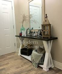 entry way table decor best 25 foyer table decor ideas on pinterest console table rustic