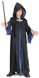 boys wizard robe fancy dress costume fancy me limited