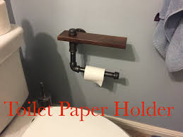 bathroom addition toilet paper holder youtube