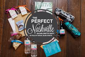 the perfect nashville bachelorette party as told by social bliss