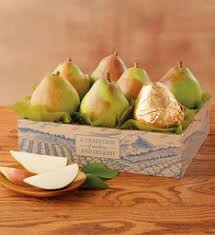 gourmet pears pears royal riviera pears gift baskets harry david