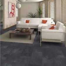 harmonia black slate tile effect laminate flooring 2 05 m pack