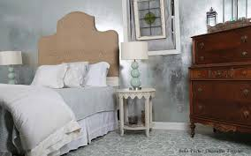 Bedroom Wall Finishes Painted Floors With Annie Sloan Chalk Paint