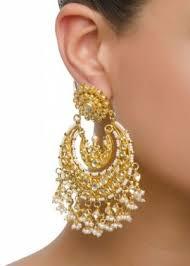 Chandelier Earrings India Earrings Chandelier Earrings With Kundan Stones Shopping