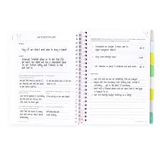 2018 powersheets one year intentional goal planner u2013 the cultivate