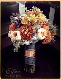 wedding flowers queanbeyan autumn preserved wedding bouquet plum wine burnt