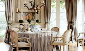 french inspired home decor glamorous french inspired dining rooms images best inspiration