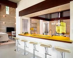Kitchen Bar Design Yellow Kitchen Bar Design Betsy Manning