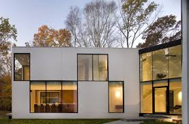 Simple Graticule House Design by David Jameson Architect Home