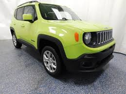 new jeep renegade green new 2018 jeep renegade c38058 cueter chrysler jeep dodge