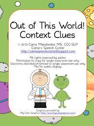 34 best context clues images on pinterest context clues