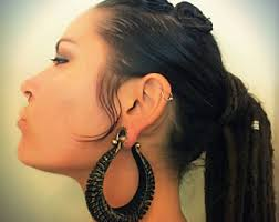 tight hoop earrings hoop earrings etsy ca