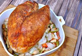 the best roasted turkey breast for thanksgiving happy mothering