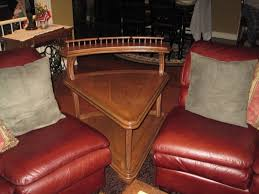 wedge shaped end table furniture creating new interior design easily with wedge shaped end