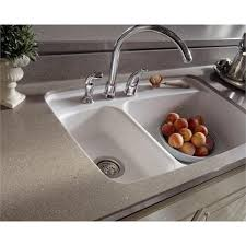 corian sink corian皰 sink in glacier white 850 from corian皰