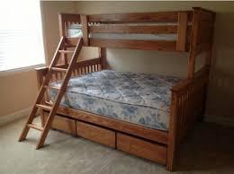 Barcelona Bunk Bed Xl Bunk Beds Mattresses Sizes Modern Storage Bed Design Image