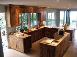 marc u0027s custom cabinets german kitchen kaneohe hi monkeypod shaker