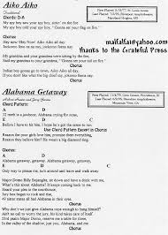 Dead Flowers Tabs - grateful dead lyrics and chords grateful dead words and writings
