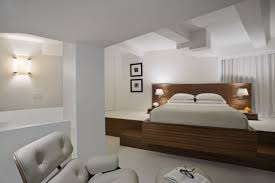 chambre a coucher moderne en bois design interieur 87 idées chambre coucher moderne touche design