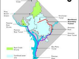 Washington Dc Ward Map by News Dcwater Com