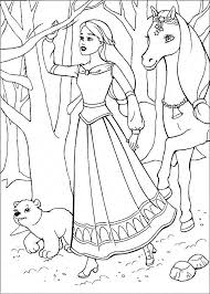 kidscolouringpages orgprint u0026 download barbie coloring pages