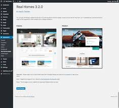real homes wordpress real estate theme by inspirythemes