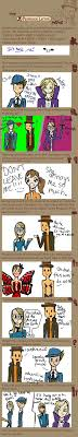 Professor Layton Meme - the professor layton meme by theprincessotaku475 on deviantart