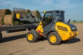 john deere adds 204k and 304k models to compact wheel loader line