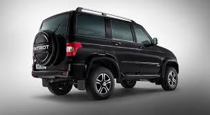 jeep patriot back uaz announces the sales start of the new generation uaz patriot