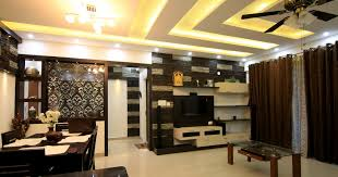 Home Interior Ceiling Design by Suresh Babu U0027s Home Interior Design Mera Homes Apartments
