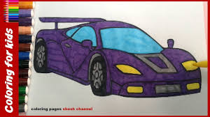 coloring pages cars sports car coloring pages from coloring