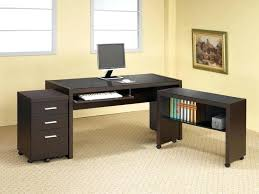 Computer Desk With Cabinets L Desk Office Furniture Large Size Of Table With Hutch Computer