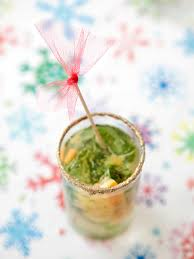 make your own festive tulle drink stirrers hgtv