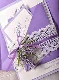 lavender wedding invitations lavender wedding invitations obniiis