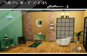 Paris Bathroom Set by Ts2 To Ts4 Sims In Paris Bathroom 4 Sims 4 Designs Ts2 To Ts4